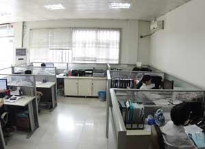 CAMDEX员工办公室
