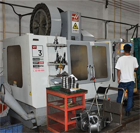 进口专业凸轮分割器加工设备