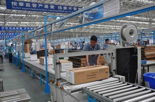 包装行业分割器应用案例(一)