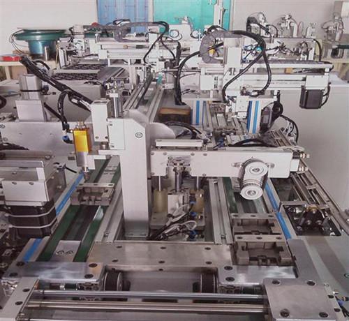 组装行业分割器应用案例(一)