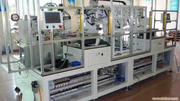 组装行业分割器应用案例(二)
