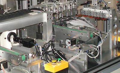 电子行业分割器应用案例(一)