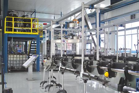 机械行业分割器应用案例(一)