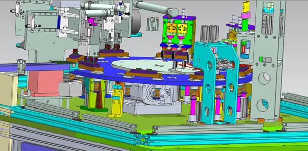 CAMDEX分割器使用模拟图片