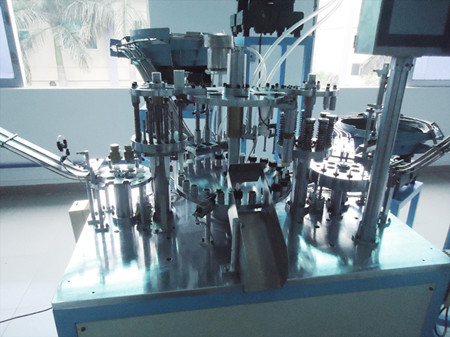 自动化组装行业设备