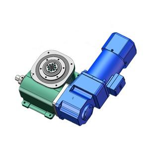 超薄平台型分割器配套水平式直连,分割器配什么电机